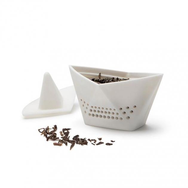 OTOTO PAPER BOAT Tea Infuser 摺紙小船 - 泡茶器 1
